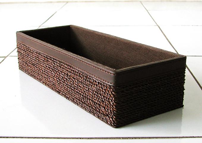 アジアン雑貨 アバカのペンケース AB-004