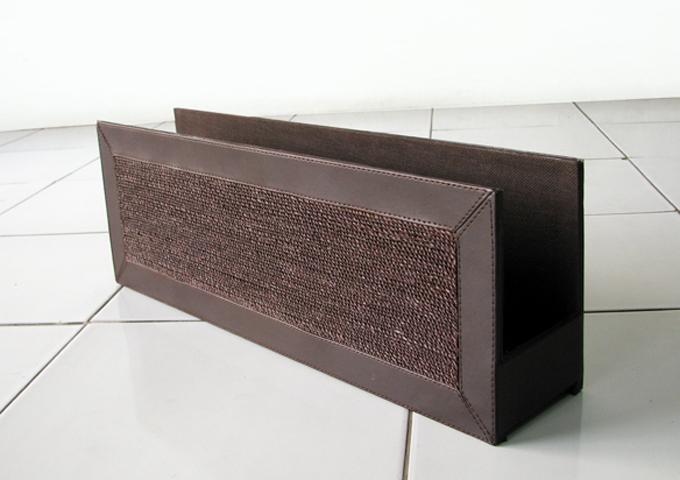 アジアン雑貨 アバカのスリッパ立て AB-016