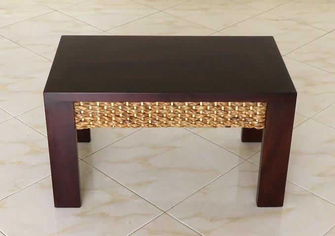 アジアン家具 ウォーターヒヤシンスのテーブル CC-WLT-03