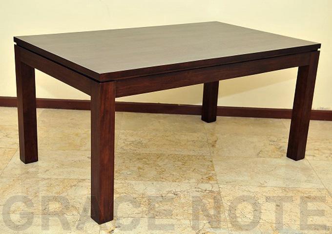 アジアン家具 ウォーターヒヤシンスのダイニングテーブル DT-01