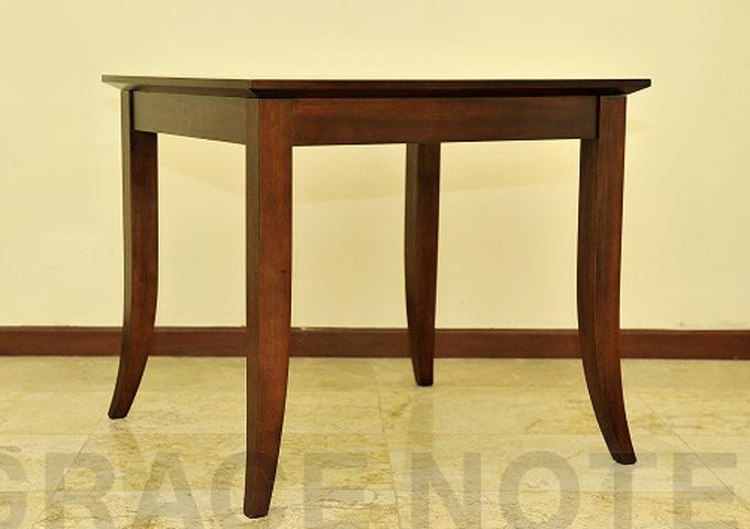 アジアン家具 ウォーターヒヤシンスのダイニングテーブル DT-03