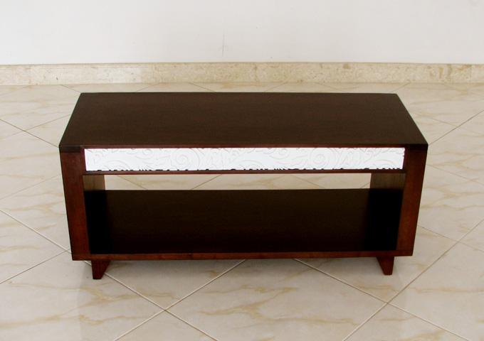 アジアン家具 ウォーターヒヤシンスのナイトテーブル SR-04