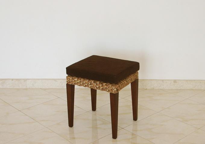 アジアン家具 ウォーターヒヤシンスソファの椅子・チェア・ベンチ