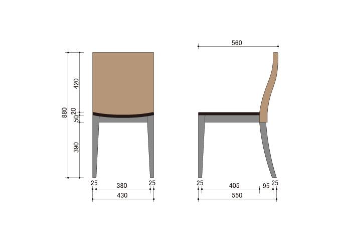 アジアン家具 ウォーターヒヤシンスの椅子 WC-05