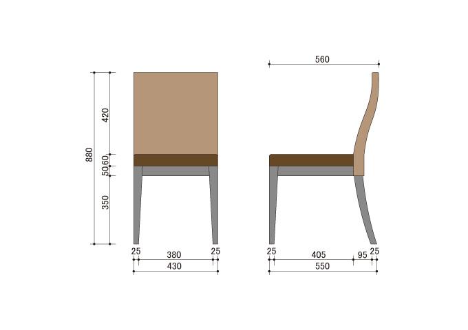 アジアン家具 ウォーターヒヤシンスの椅子 WC-06