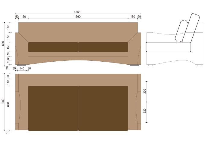 アジアン家具 ウォーターヒヤシンスのソファ WS26-3P
