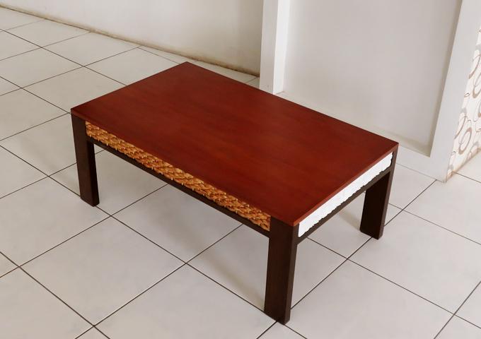 アジアン家具 ウォーターヒヤシンスのローテーブル WLT-12