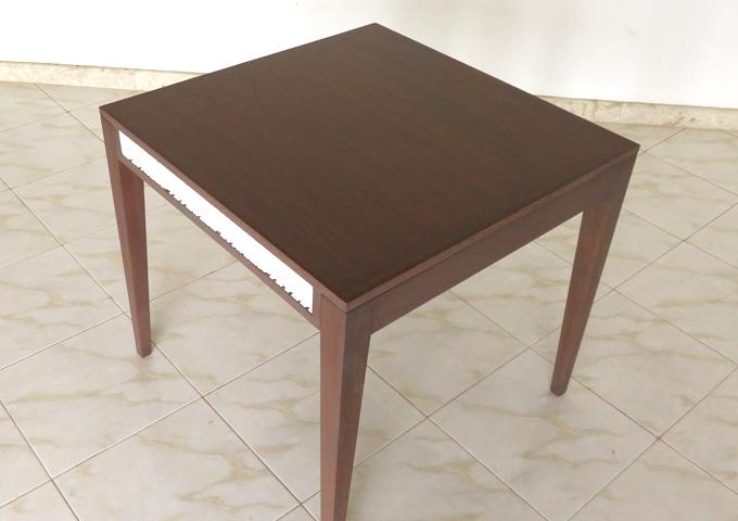 アジアン家具 ウォーターヒヤシンスのダイニングテーブル DT-05